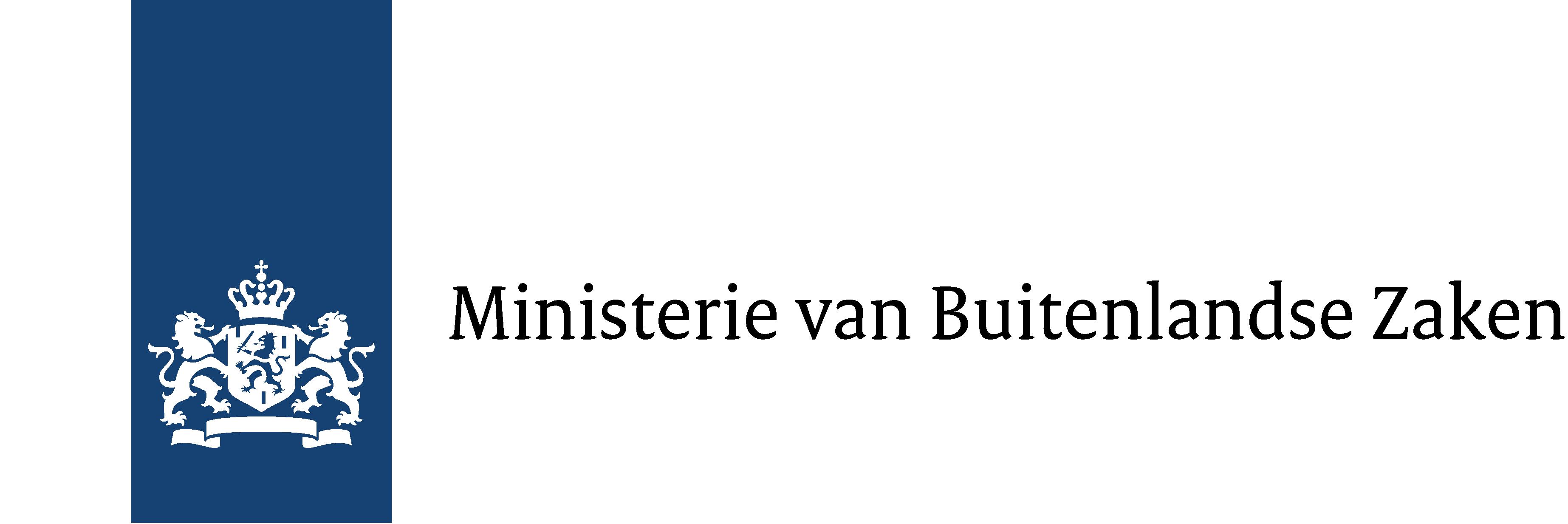 Ministerie Buitelandse Zaken Logo