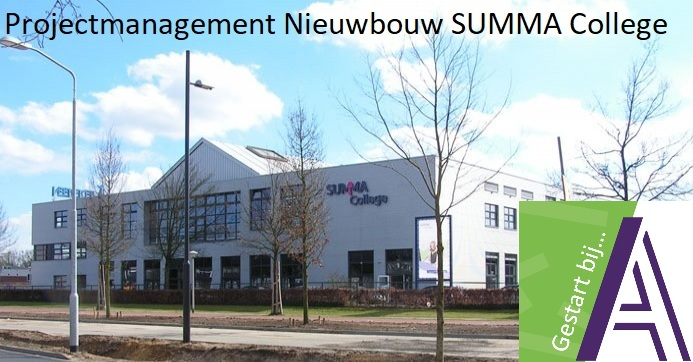Projectleiding Nieuwbouw SUMMA College