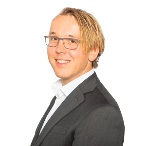 Specialist Tim Van Hoek